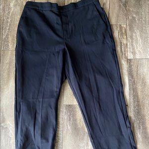 Uniqlo Navy Jogger Pants